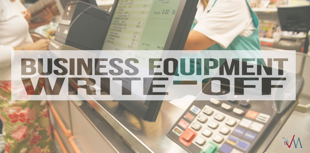 How Small Businesses Write Off Equipment Purchases
